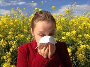alergias primaverales